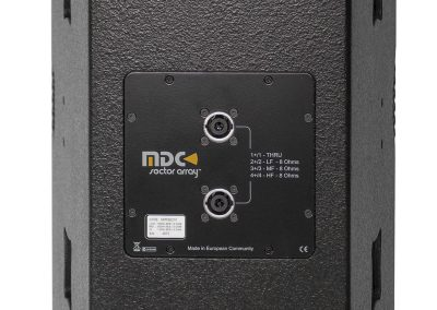 MDC SECTOR ARRAY
