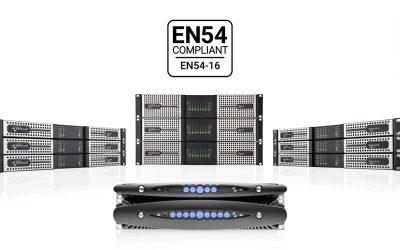 Les amplificateurs Powersoft sont désormais certifiés EN54-16