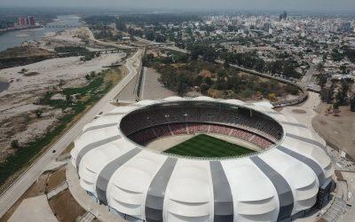 Stade de nouvelle génération « Estadio Unico Madre de Ciudades »